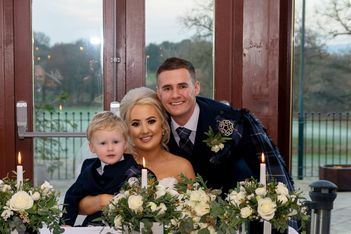 Tracey Russell Wedding Photographer Falkirk
